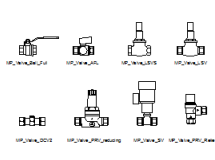 link to pipework valve blocks